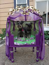repurpose furniture dog. guess who has an wxtra end table watch out nicole u may have one of these in ur future turned into very girly dog bed repurpose furniture