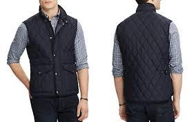Men's Designer Vests: Down, Quilted & More - Bloomingdale's & Polo Ralph Lauren Iconic Quilted Vest - Bloomingdale's_2 Adamdwight.com