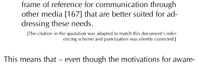 How To Quote A Quote Awesome Publications How To Quote A Passage With A Punctuation Error