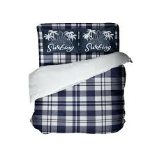 motocross bedding set blue surfer plaid comforter and sheets with surfing pillowcases motocross comforter twin motocross bedding set