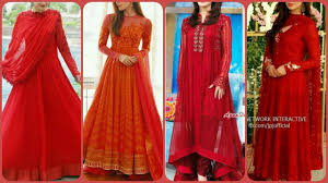 Fb Dress Design Red Colour Stylish Dresses Design Ideas For Girls Formal Party Wear Dresses Design