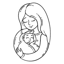 Pregnancy Coloring Pages Free Pregnancy Printables For Mom To Be