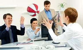 Resources At Work The 5 Most Popular Ways To Have Fun At Work Human Resources Online