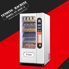 Vending Machine Skirt Best China With Price Combo Snack Vending Machine LV48fa For TShirt