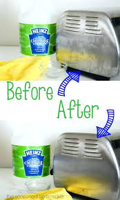 what removes hard water stains how to clean stainless steel sink hard water stains image titled