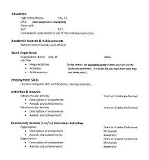 examples of college resumes. College Admissions Resume Samples Application Resume Sample College