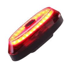 Bike Light Sensor Antusi A1 Bike Bicycle Intelligent Bike Rear Tail Light Waterproof Light Sensor Usb Rechargeable Cy