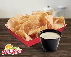 del taco celebrates successful launch of queso blanco with a free taste for all