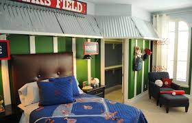 sports office decor. Classic Kids Sports Themed Bedroom Design A Home Office Decoration Boys Baseball Theme Rooms Dazzle Decor 8