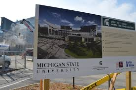 Michigan States Master Plan Includes End Zone Seating Deck
