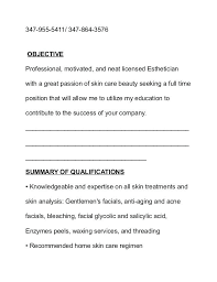 makeup artist resume cover letter 6