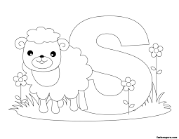Small Picture letter s coloring pages for preschoolers Archives Best Coloring Page