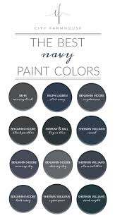 Navy Paint Colors 857 Best P A I N T C O L O R S Images On Pinterest Wall Colors