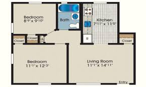 600 sq ft house plans 2 bedroom home office