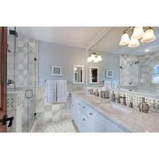 ms international white in x mm honed greecian tile grecian subway home depot marble mesh mounted