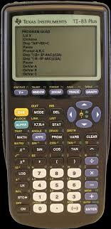 introduction quadratic formula on ti 83