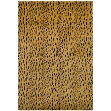safavieh soho beige brown 6 ft x 9 ft area rug soh721a 6 the home depot