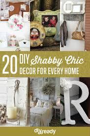 shabby chic decor ideas diy projects