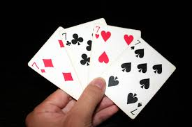 Image result for THE FOUR CARD SUITS