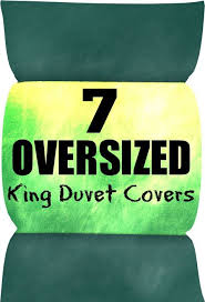 7 oversized king duvet cover options for any budget