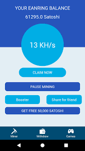 Simply open the app, engage, then collect your free bitcoin! Bitcoin Miner Robot For Android Apk Download