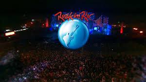 Resultado de imagem para rock in rio cartaz