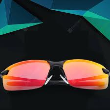 SENLAN 9327 TAC Polarized Lens Anti-UV Sunglasses Eyeswear ...