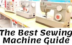 Best Sewing Machine Buying Guide For Beginners Fabric Ninja