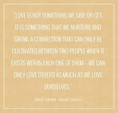 Daring Greatly Quote Extraordinary Brene Brown Quotes On Love Brown Inspirational Quotes Brene Brown