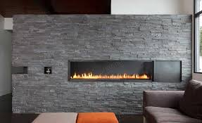 fireplace stone tile wall