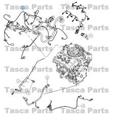 brand new oem mopar engine wiring harness 2013 dodge charger year one mopar wiring harness at 1976 Mopar Engine Wiring Harness