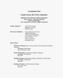 7 Free Resume Templates Fascinating College Student Resume Templates Microsoft Word Simple Optometrist
