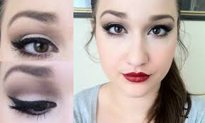 makeup tutorial easy pin up look