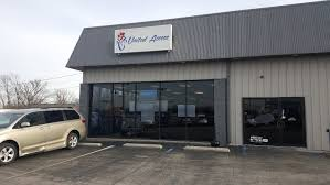 Wheelchair Vans For Sale Columbia MO United Access - Exterior wheelchair lifts