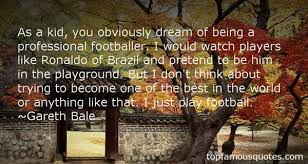 Football Dream Quotes Best of Quotes About Football Dreams 24 Quotes