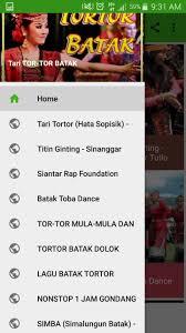Jaman on do naso tarjua. Tarian Tor Tor Batak Toba For Android Apk Download