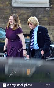 Caroline Johnson MP and Michael Fabricant MP, arriving during a lengthy  cabinet meeting to discus Brexit, Downing Street 16th October 2018 Stock  Photo - Alamy