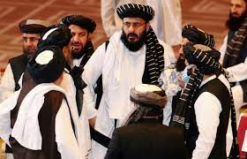 China says Taliban expected to play 'important' Afghan peace role