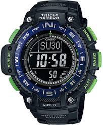 <b>Часы Casio SGW</b>-<b>1000</b>-<b>2B</b> - купить <b>мужские</b> наручные часы в ...