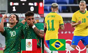 Semi-Final Mexico vs Brazil Live Blog ...