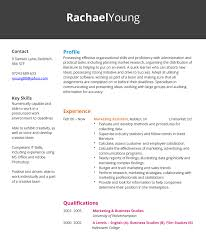 Marketing Assistant Resume Awesome Marketing Assistant Resume Example Hashtag CV