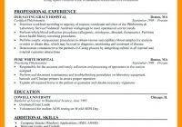 Entry Level Phlebotomist Resume Www Sailafrica Org