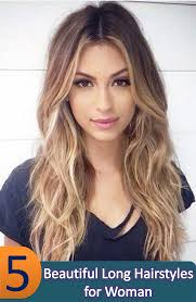 Beautiful Long Hairstyles 5 Beautiful Long Hairstyles For Woman Easy Long Hairstyles