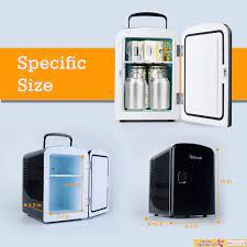 Tủ lạnh mini du lịch hàng Nhật nội địa nhỏ gọn tiện lợi mẫu mới 2020