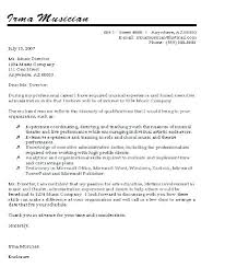Sample Employment Cover Letters Employment Cover Letter Template ...