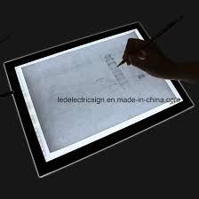 Artist Light Box Hot Item Led Artist Stencil Board Tattoo Drawing Tracing Table Display Light Box Pad