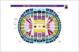 Staples Center Seating Chart Lakers 62 Exhaustive Lakers Seating Chart 3d