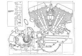 6 harley davison motor blueprint panhead flathhead knucklehead 6 harley davison motor blueprint panhead flathhead knucklehead sporter 4
