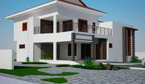 Small Picture Two Storey Building Designs Buildings Plan Modern Double Story