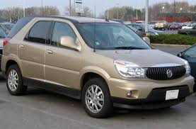 2004 Buick Rendezvous Photos, Specs, News - Radka Car`s Blog